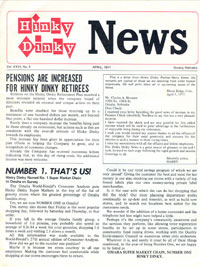 Volume 26, Number 3 - April - 1971